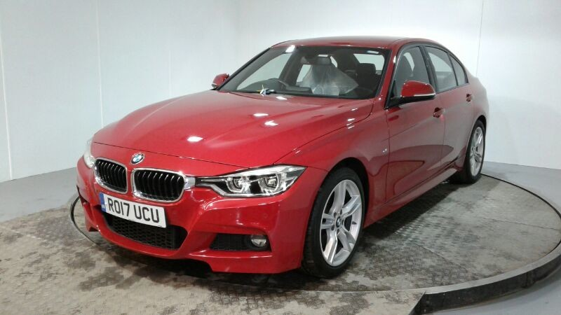 Used Bmw 3 Series Red For Sale Motors Co Uk