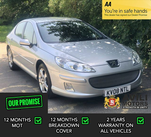 Masywnie 49 Used Peugeot 407 Cars for sale at Motors.co.uk ZM65