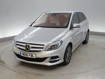 Used Mercedes Benz B Class Cars In Exmouth Rac Cars