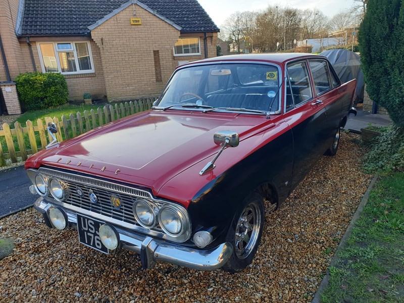 1963 Ford Zodiac Mk3 for Sale | CCFS