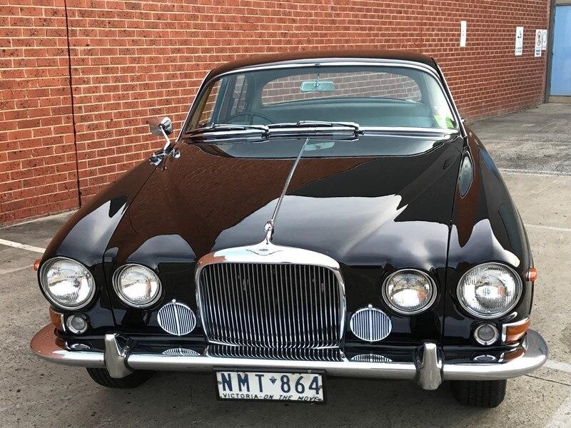 1965 Jaguar Mark X Auto for Sale | CCFS