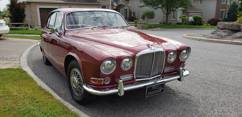 1968 Jaguar 420 Auto for Sale | CCFS