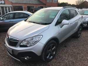 2014 (64) Vauxhall Mokka 1.4T SE 5dr For Sale In Rainworth, Mansfield