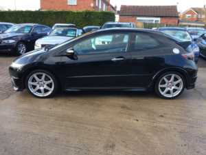 2009 (09) Honda Civic 2.0 i-VTEC Type R GT 3dr For Sale In Rainworth, Mansfield
