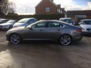 2010 (10) Jaguar XF 3.0d V6 S Premium Luxury 4dr Auto For Sale In Rainworth, Mansfield