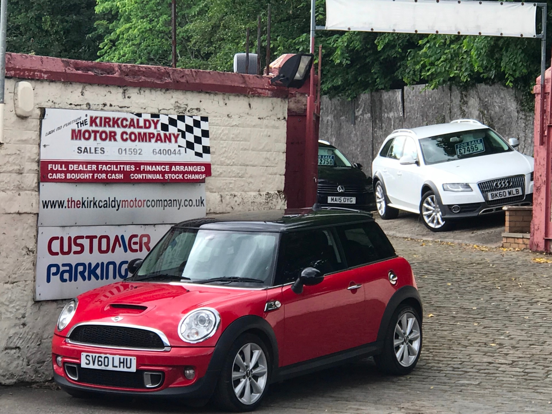 Kirkcaldy Motor Company Ltd | Local Dealers | Motors co uk