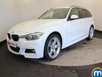 BMW 3 Series 320d xDrive M Sport 5dr Step Auto [APP]