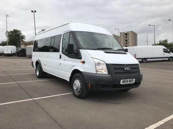 f76c51944a Ford Transit Medium Roof 17 Seater Tdci 135Ps Minibus
