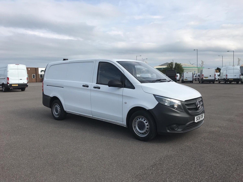 e46f5ea3ada6ae Used Mercedes-Benz Vito Vans for Sale in Bradford