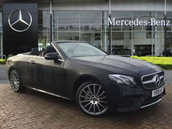 3,244 Used Mercedes-Benz E Class Cars for sale at Motors co uk