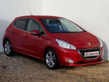 Used Automatic Peugeot 208 For Sale Rac Cars