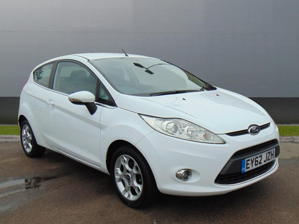 2012  - Ford Fiesta 1.25 Zetec 3dr [82], photo 1 of 5