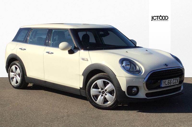 Used Mini Clubman Cars For Sale In Harrogate North Yorkshire