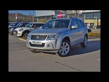 Used Suzuki Grand Vitara Cars For Sale   Desperate Seller