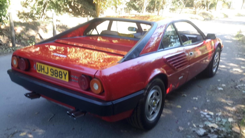 Used Ferrari Mondial For Sale Rac Cars