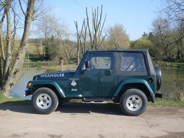 Used Black Jeep Wrangler for Sale RAC Cars