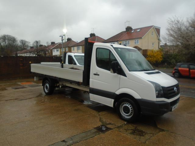 61e5672953 387 Used Volkswagen Crafter Vans for sale at Motors.co.uk