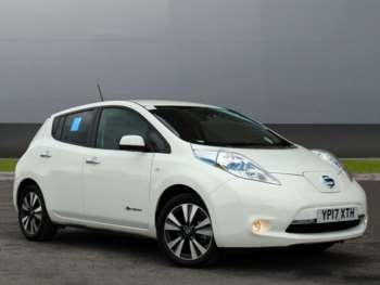Nissan Leaf For Sale >> Approved Used Nissan Leaf For Sale In Uk Rac Cars