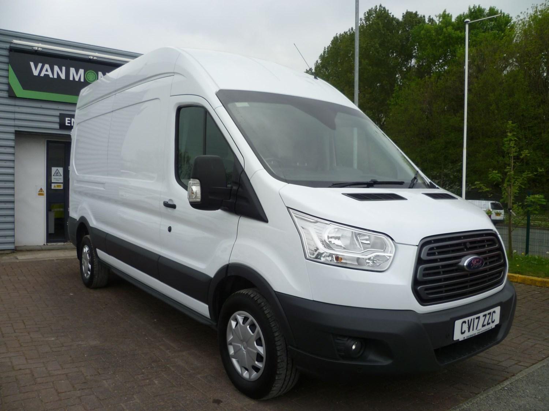 7ef0042adf Used Ford Transit Vans for Sale in Birkenhead