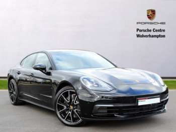 Used Porsche Panamera Cars for Sale in Newport, Shropshire | Motors
