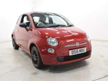 Used Fiat cars in Stone | RAC Cars