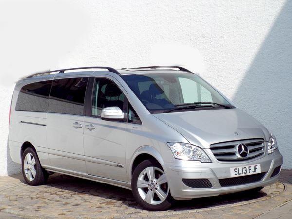 Mercedes-Benz Viano 2 2 CDI Ambiente 5dr Auto MPV