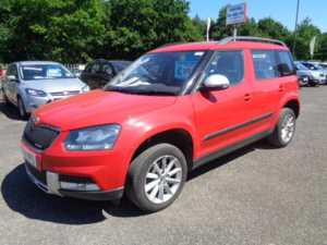 2015 (64) Skoda Yeti 1.6 TDI CR S GreenLine II For Sale In Cinderford, Gloucestershire