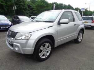 2006 (06) Suzuki Grand Vitara 1.6 VVT + For Sale In Cinderford, Gloucestershire