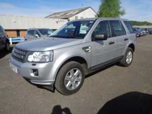 2011 (61) Land Rover Freelander 2.2 TD4 GS *HURRY THESE SELL FAST* For Sale In Cinderford, Gloucestershire