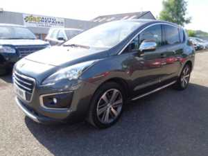 2014 (14) Peugeot 3008 1.6 HDi Allure For Sale In Cinderford, Gloucestershire