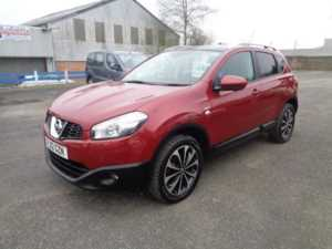 2012 (12) Nissan Qashqai 1.5 dCi [110] N-Tec+ For Sale In Cinderford, Gloucestershire