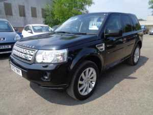 2012 (12) Land Rover Freelander 2.2 SD4 HSE Auto *HURRY THESE SELL FAST* For Sale In Cinderford, Gloucestershire