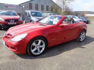 2007 (07) Mercedes-Benz SLK SLK 200K Tip Auto For Sale In Cinderford, Gloucestershire