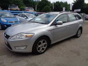 2008 (08) Ford Mondeo 2.0 TDCi Zetec For Sale In Cinderford, Gloucestershire