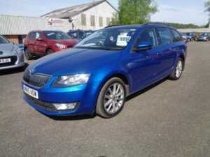 2015 (15) Skoda Octavia 2.0 TDI CR Elegance *ONLY £20 A YEAR TAX* For Sale In Cinderford, Gloucestershire
