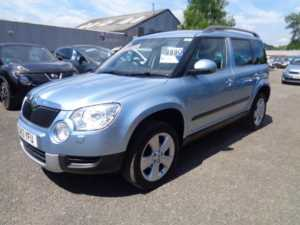 2013 (13) Skoda Yeti 2.0 TDI CR [140] SE Plus 4x4 For Sale In Cinderford, Gloucestershire