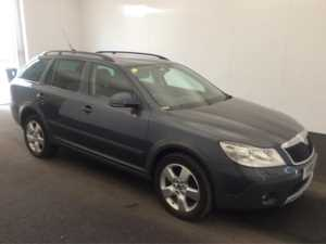 2010 (10) Skoda Octavia 2.0 TDI CR Scout 4x4 For Sale In Cinderford, Gloucestershire