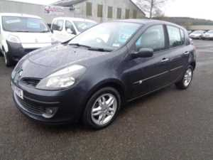 2007 (57) Renault Clio 1.4 16V Dynamique For Sale In Cinderford, Gloucestershire
