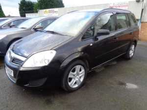2009 (09) Vauxhall Zafira 1.9 CDTi Exclusiv [120] For Sale In Cinderford, Gloucestershire