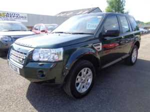 2010 (10) Land Rover Freelander 2.2 Td4 XS [Nav] Auto *HURRY THESE SELL FAST* For Sale In Cinderford, Gloucestershire