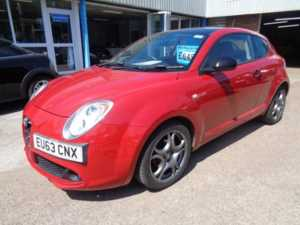 2013 (63) Alfa Romeo MiTo 0.9 TB TwinAir Live *ZERO ROAD TAX* For Sale In Cinderford, Gloucestershire