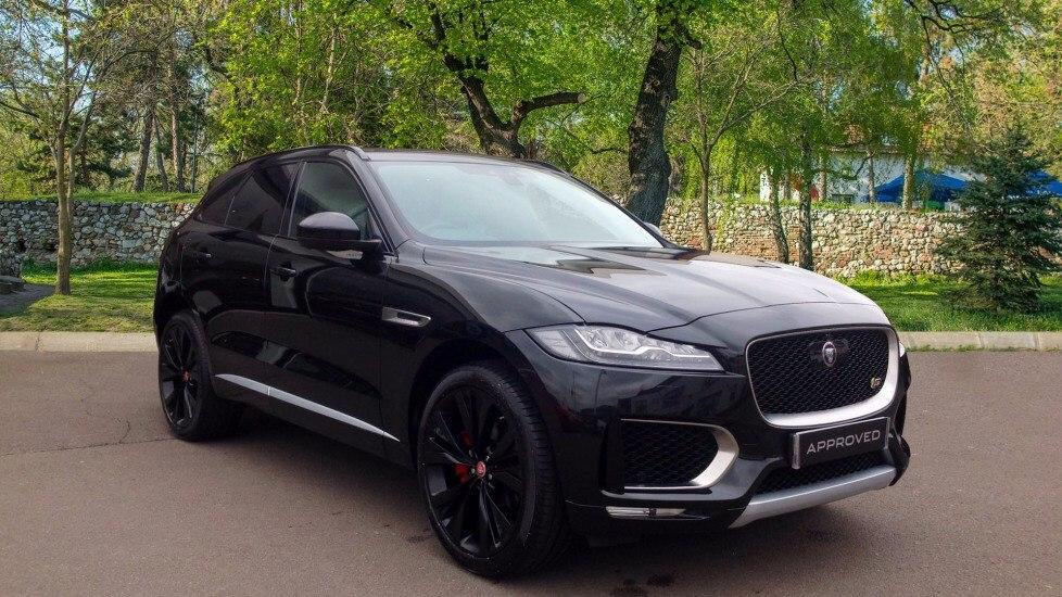Used Jaguar F Pace 4 Doors For Sale Motors Co Uk