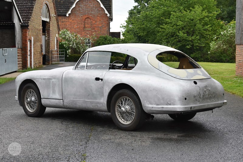 Indoor Car Cover for Aston Martin DB 2-4