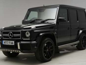 Used Mercedes Benz G Class Edition Suv Cars For Sale Motors Co Uk