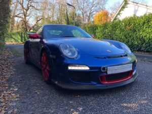 2010 10 Porsche 911 GT3 RS 3.8 Doors
