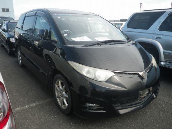 Toyota Estima Japanese import