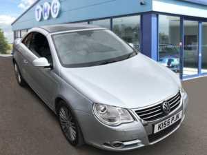 2007 (57) Volkswagen EOS 2.0 TDI Sport 2dr DSG For Sale In Newark, Nottinghamshire