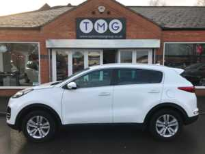 2016 (16) Kia Sportage 1.6 GDi ISG 2 5dr For Sale In Newark, Nottinghamshire