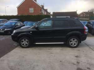2009 (09) Hyundai Tucson 2.0 CRDI PREMIUM 5DR 2WD For Sale In Newark, Nottinghamshire
