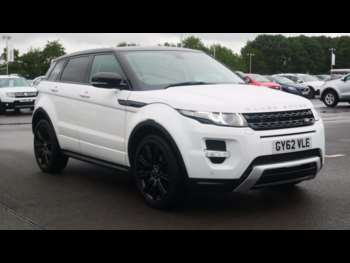 2,145 Used Land Rover Range Rover Evoque Cars for sale at